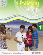 High five on holiday. Student book. Per la Scuola media. Con CD. Con espansione online vol.1