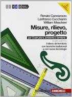 Misure, rilievo, progetto. Per gli Ist. tecnici per geometri. Con espansione online vol.2