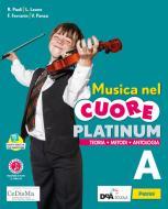 Musica nel cuore. Platinum. Per la Scuola media. Con e-book. Con espansione online. Con DVD-ROM vol.A-B