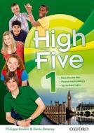 High five. Student's book-Workbook. Per le Scuola media. Con CD Audio. Con espansione online vol.1