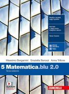 Matematica blu 2.0. Per le Scuole superiori. Con e-book. Con espansione online vol.5
