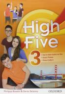 High five. Student's book-Workbook. Exam trainer. Per la Scuola media. Con CD Audio. Con espansione online vol.3