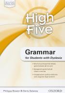 High five. Vol. 1-3. Grammar for students with DSA. Con esapsnione online. Per la Scuola media