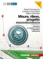 Misure, rilievo, progetto. Per gli Ist. tecnici per geometri. Con espansione online vol.3