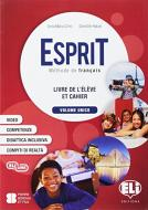 Esprit. Per la Scuola media. Ediz. per la scuola. Con e-book. Con espansione online. Con 2 libri: Mini dictionnaire illustre-Examen et certifications. Con CD-Audio