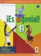 ¡Es mas que genial. Per la Scuola media! Con e-book. Con espansione online vol.2