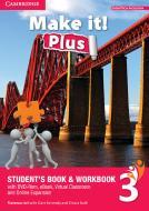 Make it! Plus level 3. Student's book-Workbook. Per la Scuola media. Con DVD-ROM. Con e-book. Con espansione online