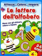 Le lettere dell'alfabeto. Ediz. illustrata
