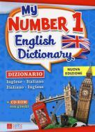 My number 1 English dictionary. Dizionario inglese-italiano, italiano-inglese. Nuova ediz. Con CD-ROM