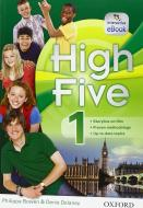 High five. Student's book-Workbook-Exam trainer. Per la Scuola media. Con CD Audio. Con e-book. Con espansione online vol.1