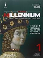 Il nuovo Millennium. Per le Scuole superiori. Con DVD-ROM. Con e-book. Con espansione online vol.1
