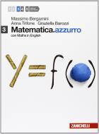 Matematica.azzurro. Con maths in english. Per le Scuole superiori. Con e-book. Con espansione online vol.3
