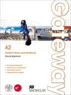 Gateway. A2. Student's book-Workbook. Per le Scuole superiori. Con espansione online vol.1