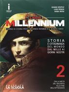 Il nuovo Millennium. Per le Scuole superiori. Con DVD-ROM. Con e-book. Con espansione online vol.2