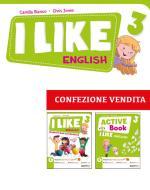 I like english. Per la Scuola elementare. Con e-book. Con espansione online vol.3