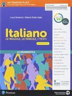 Italiano. Le regole, le parole, i testi. Italiano. Ediz. light. Per la Scuola media. Con e-book. Con espansione online