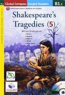 Shakespeare's tragedies. B1.2. Con CD Audio formato MP3. Con espansione online