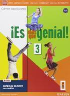 ¡Es mas que genial. Per la Scuola media! Con e-book. Con espansione online vol.3