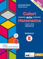 Colori della matematica. Modulo E. Statistica. Ediz. blu. Per le Scuole superiori. Con e-book. Con espansione online