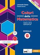 Colori della matematica. Modulo G. Ediz. blu. Per le Scuole superiori. Con e-book. Con espansione online
