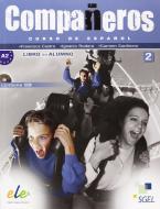 Compañeros. Libro del alumno. Per la Scuola media. Con CD Audio vol.2