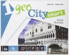 Geocity smart. Per la Scuola media. Con e-book. Con espansione online vol.1