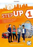 Step up. Student's book-Workbook. Con Studyapp, Mind map, 16 eread, hub. Per la Scuola media. Con ebook. Con espansione online. Con DVD-ROM vol.1