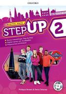 Step up. Student's book-Workbook. Con Studyapp, Mind map, 16 eread, hub. Per la Scuola media. Con ebook. Con espansione online. Con DVD-ROM vol.2