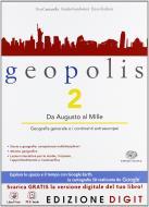 Geopolis. Con Atlante il mondo sostenibile. Per le Scuole superiori. Con espansione online vol.2