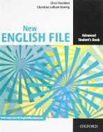 New english file. Advanced. Student's book. Con espansione online. Per le Scuole superiori