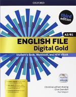 English file gold. A2-B1 premium. Student's book-Workbook. Per le Scuole superiori. Con e-book. Con espansione online