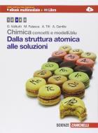 Chimica: concetti e modelli.blu. Dalla struttura atomica alle soluzioni. Con e-book. Con espansione online