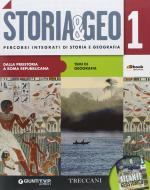 Storia & geo. Per le Scuole superiori. Con e-book. Con espansione online vol.1