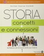 Storia. Concetti e connessioni. Per le Scuole superiori. Con e-book. Con espansione online vol.1