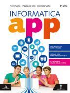 Informatica app. Per la 5ª classe degli Ist. tecnici e professionali. Con e-book. Con espansione online
