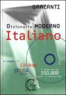 Dizionario moderno italiano. Con CD-ROM