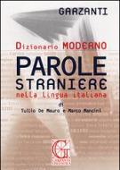 Dizionario delle parole straniere nella lingua italiana