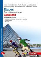 Étapes. Méthode de français. Per le Scuole superiori. Con e-book. Con espansione online vol.2