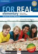 For real. Elementary. Multimedia pack. Per le Scuole superiori. Con CD Audio. Con CD-ROM. Con espansione online
