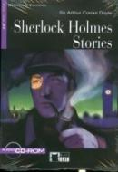 Sherlock Holmes stories. Con CD Audio. Con CD-ROM