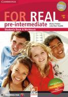 For real. Pre-intermediate. Multimedia pack. Per le Scuole superiori. Con CD Audio. Con CD-ROM. Con espansione online