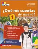 Quème cuentas de nuevo? Libro del alumno-Cuaderno de ejercicios. Per le Scuole superiori. Con 2 CD Audio. Con espansione online vol.1