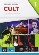 Cult. Student's book-Workbook. Per le Scuole superiori. Con Cult extra. Con DVD. Con e-book vol.1