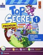Top secret. Premium. Per la Scuola elementare. Con espansione online. Con CD-ROM vol.1