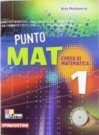 Puntomat-Laboratorio con palestra INVALSI. Per la Scuola media. Con CD-ROM vol.1