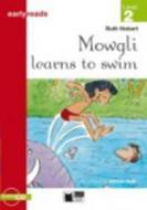 Mowgli learns to swim. Con audiolibro
