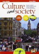 Culture & society. Con The green deal. LibroLIM. Per le Scuole superiori. Con e-book. Con espansione online