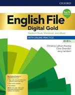 English file. Digital gold. B1-B1+. Student's book & workbook without key. Per il triennio delle Scuole superiori. Con e-book. Con espansione online