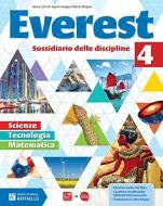 Everest matematica e scienze. Per la Scuola elementare. Con e-book. Con espansione online vol.4