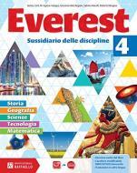 Everest. Per la Scuola elementare. Con e-book. Con espansione online vol.4